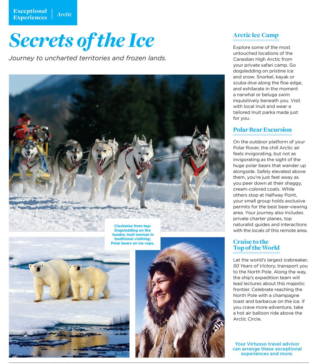 Arctic - Masterpiece Journeys