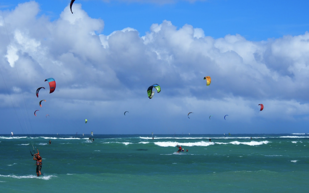 Top kitesurfing destinations